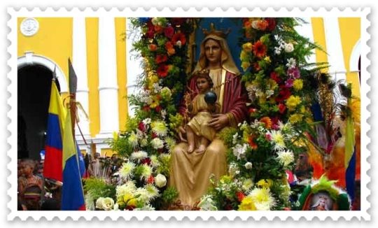Virgen de Coromoto Ocumare del Tuy.