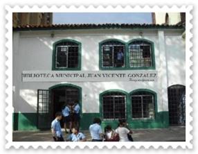 Bibliioteca Juan Vicente González